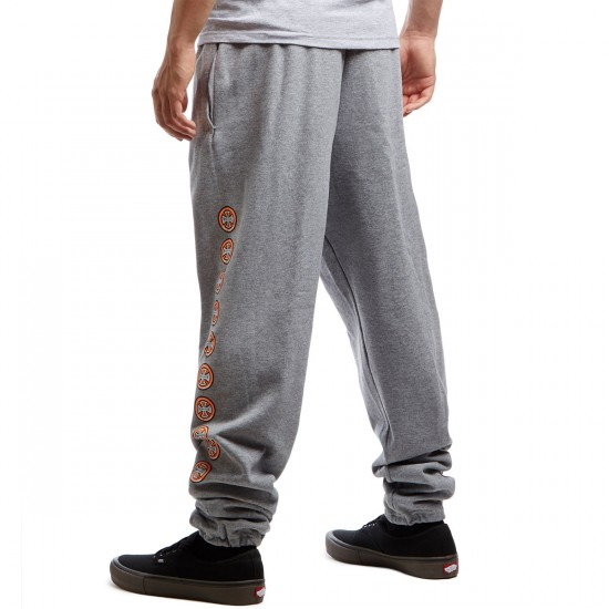 Independent Quatro Sweat Pants - Ash - LG