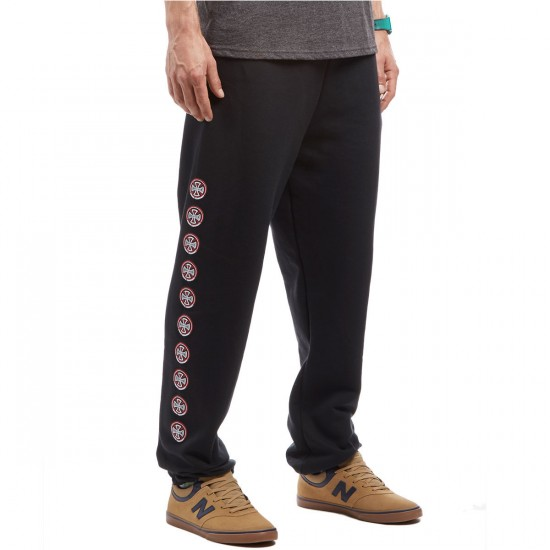Independent Quatro Sweat Pants - Black - LG