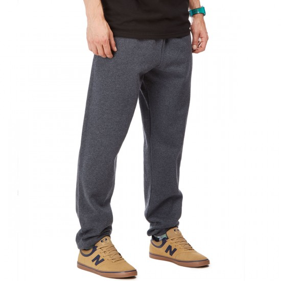Santa Cruz Contest Sweat Pants - Black Heather - LG