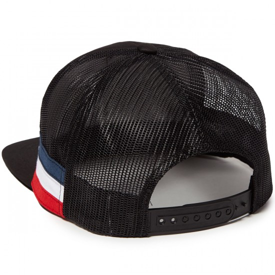 Independent The Only Choice Trucker Flex Fit Hat - Black