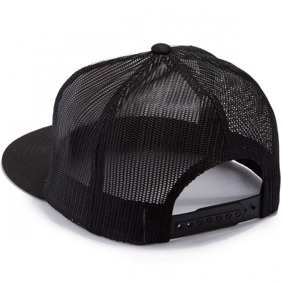 Independent X CCS Accept No Substitutes Trucker Hat - White/Black