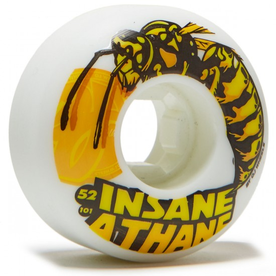 OJ Wasps EZ EDGE 101a Skateboard Wheels - 54mm