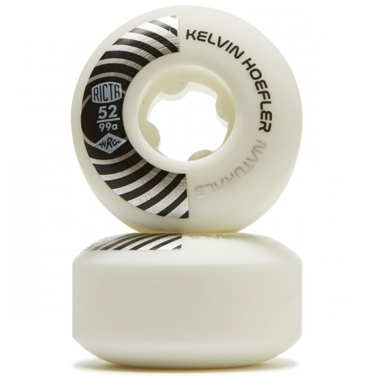 Ricta Kelvin Hoefler Pro Naturals 99a Skateboard Wheels - 52mm