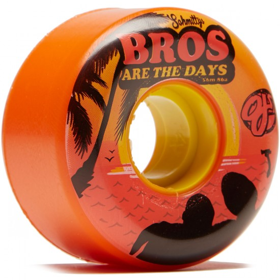 OJ Schmittys Bros Keyframe 87a Skateboard Wheels - 56mm