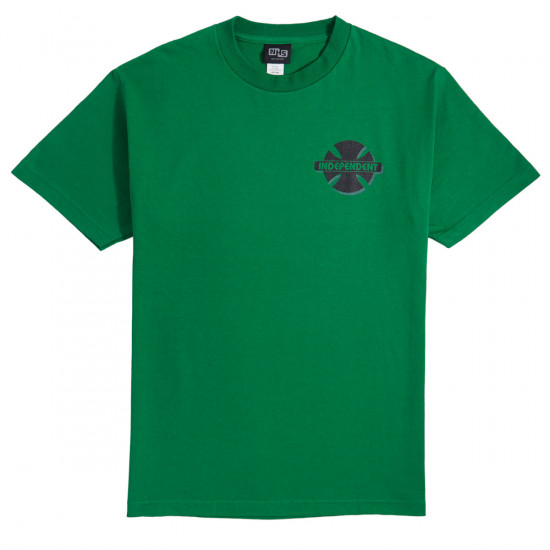 Independent Lines 2 T-Shirt - Kelly Green