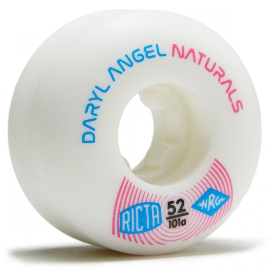 Ricta Angel Naturals Skateboard Wheels - 52mm 101a