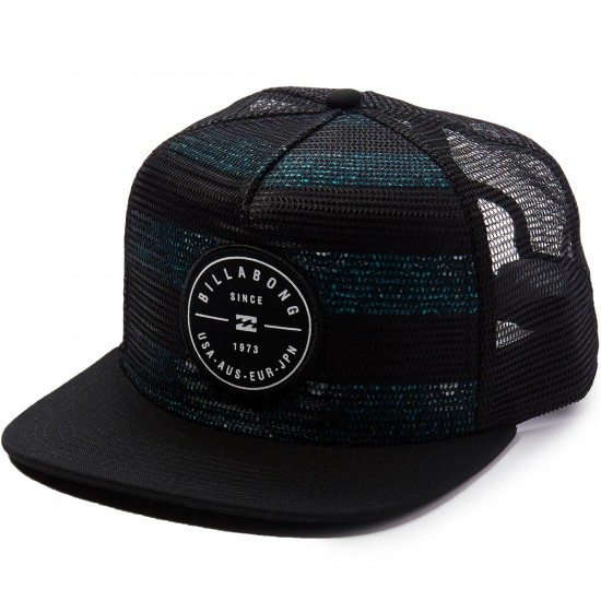 Billabong Rotor Trucker Hat - Black