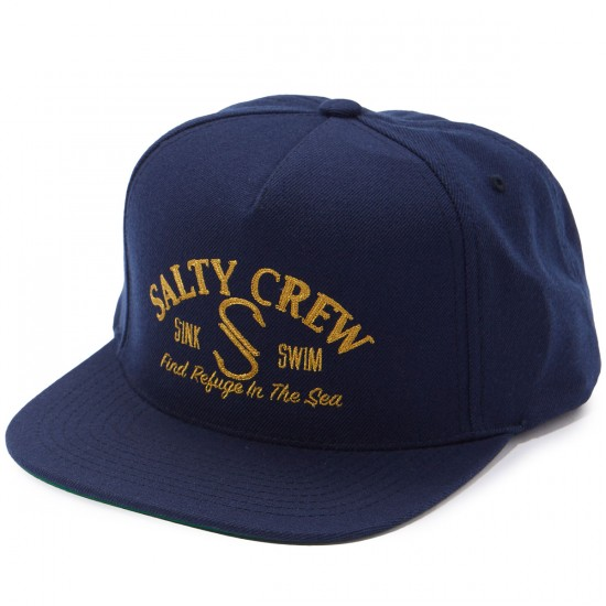 Salty Crew Buoy Hat - Navy