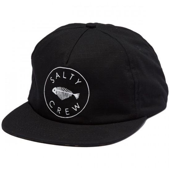 Salty Crew Fillet Hat - Black