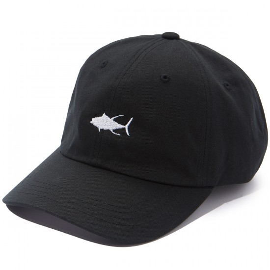 Salty Crew Tuna Dad Hat - Black