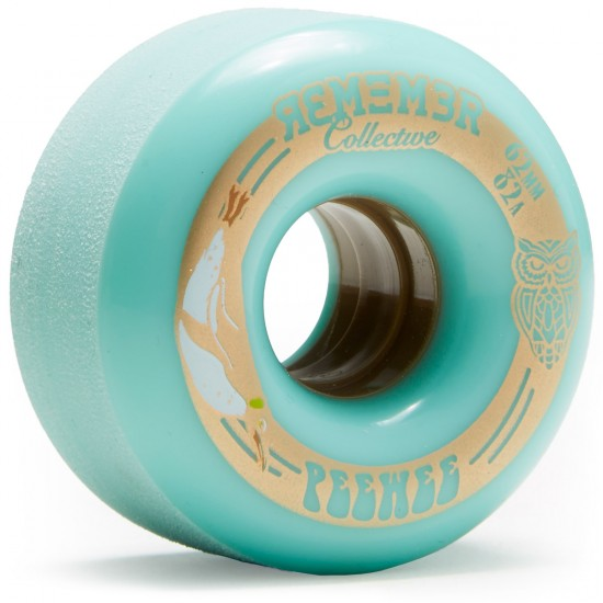 Remember PeeWee Longboard Wheels - 62mm