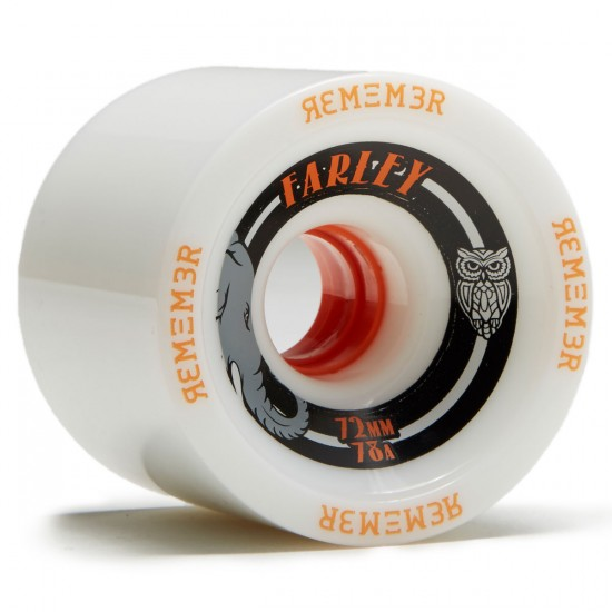 Remember Farley Longboard Wheels - 72mm