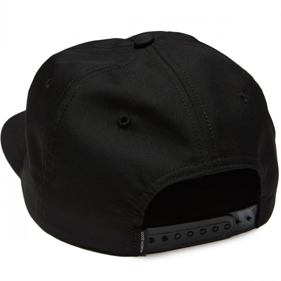 Good Worth Fuck It All Snapback Hat - Black