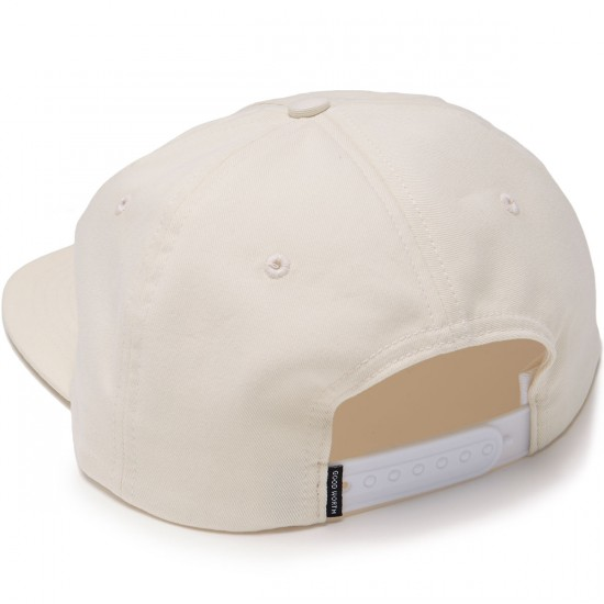 Good Worth Youre On Camera Strapback Hat - Tan