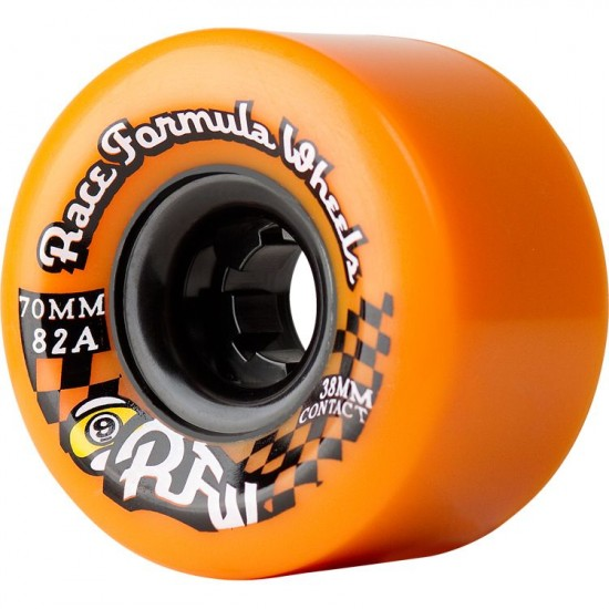 Sector 9 Race Formula Longboard Wheels 70mm - Center Set