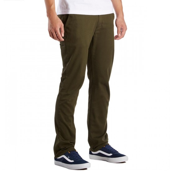 Matix Welder Classic Stretch Pants - Dark Army - 30 - 32