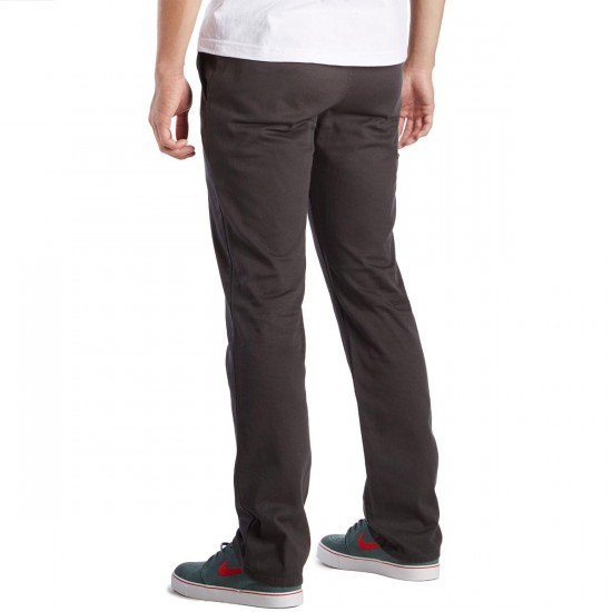 Matix Welder Classic Stretch Pants - Charcoal - 30 - 32