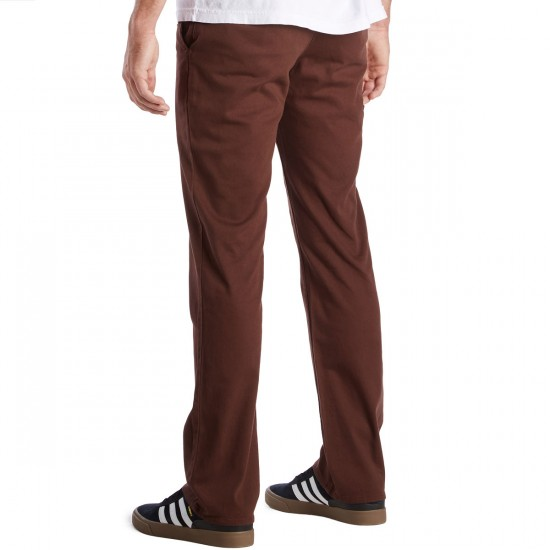 Matix Welder Classic Stretch Pants - Dark Merlot - 30 - 32
