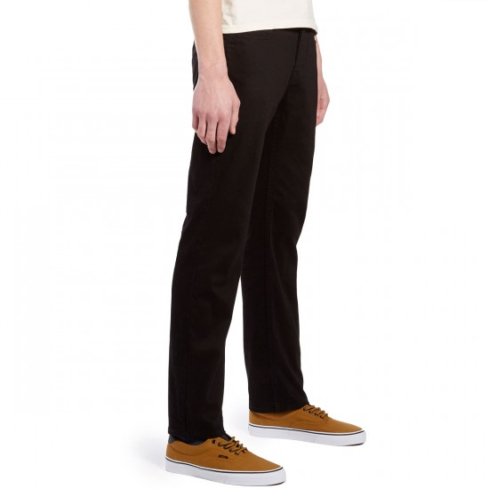 Matix Bailey Stretch Cord Pants - Chocolate - 30 - 32