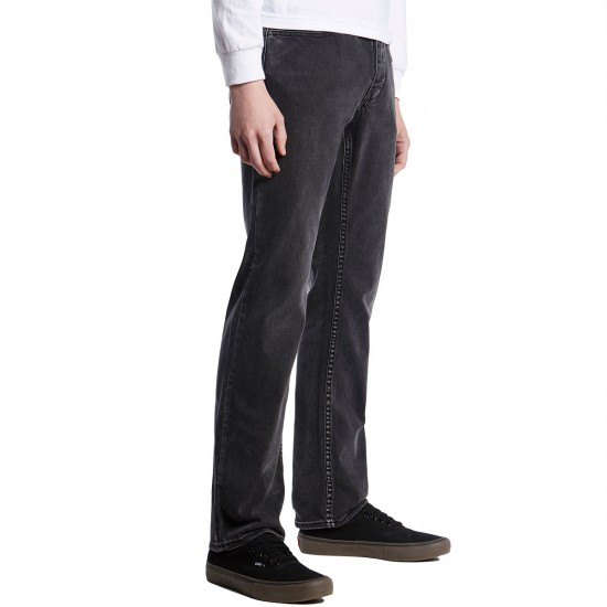 Matix Miner Classic Straight Denim Pants - Worn True