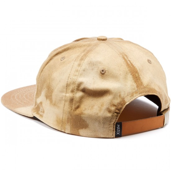 Matix Weatherman Hat - Khaki
