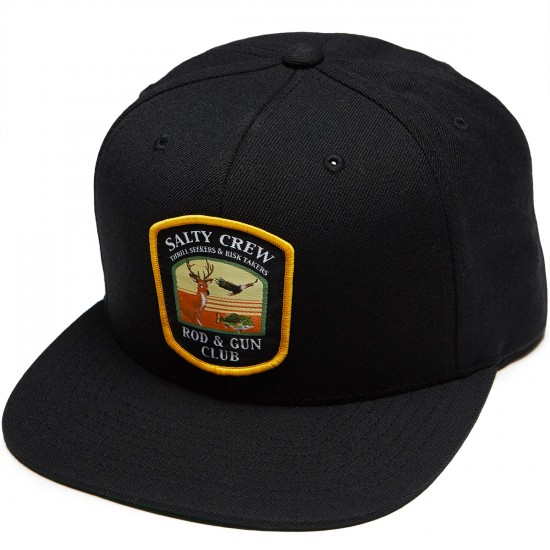 Salty Crew Good Ol' Boy Hat - Black