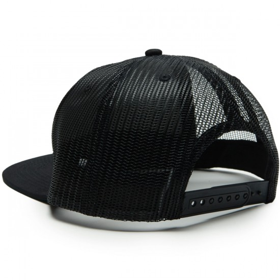 Enjoi Skateboards My Little Pony Snapback Hat - Black/Teal