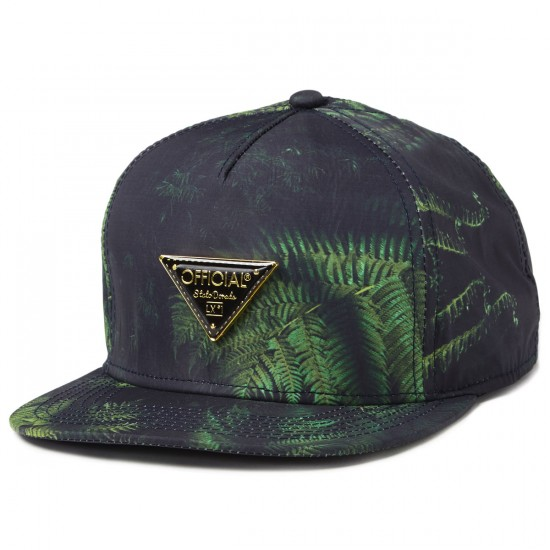 Official Ferns Hat - Black