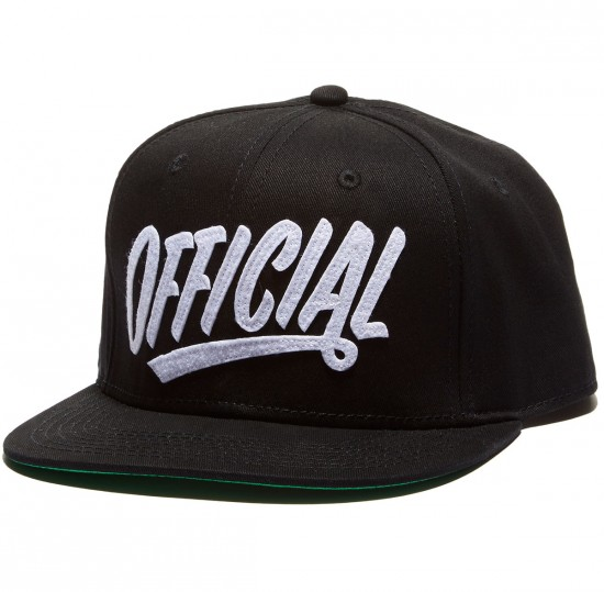 Official 1D 2.0 Hat - Black