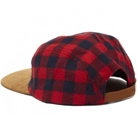 Official Buffalo Camp Hat - Red