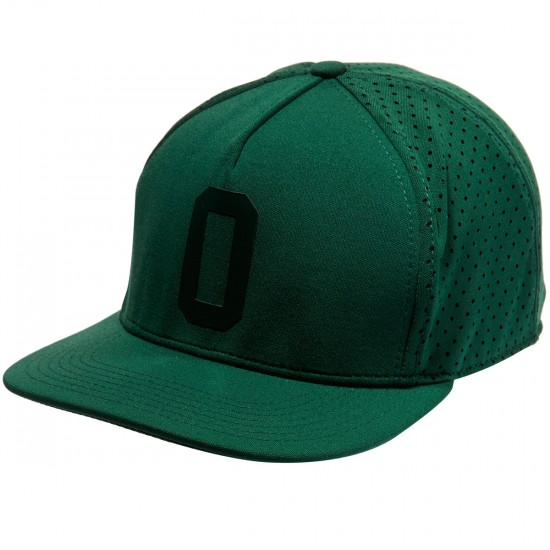 Official O Perforated Hat - Green