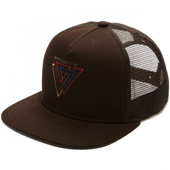 Official Cards Tri Hat - Cafe