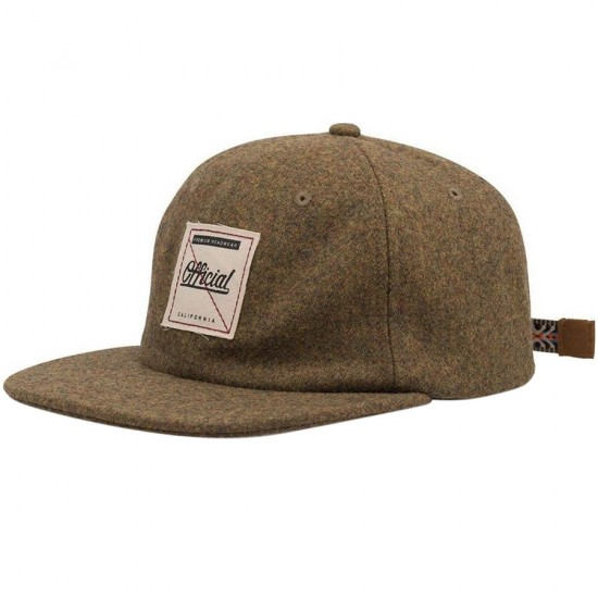 Official Artisan Hat - Brown