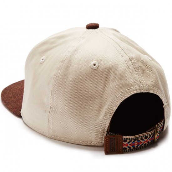 Official Journeyman Hat - Brown