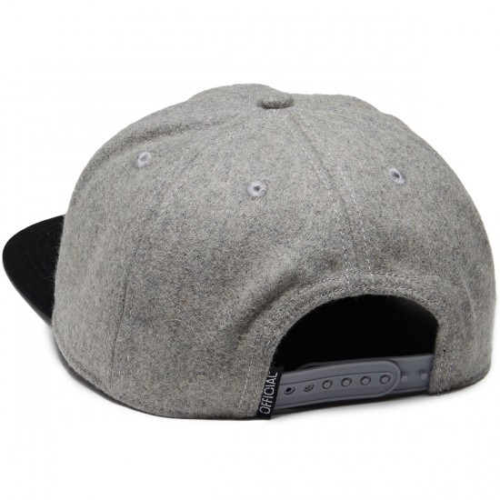 Official Janoski Proof Hat - Heather Grey
