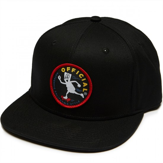 Official Cali Color Hat - Black