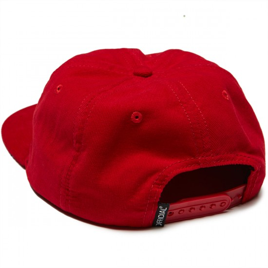 Official Janoski Estate Hat - Red