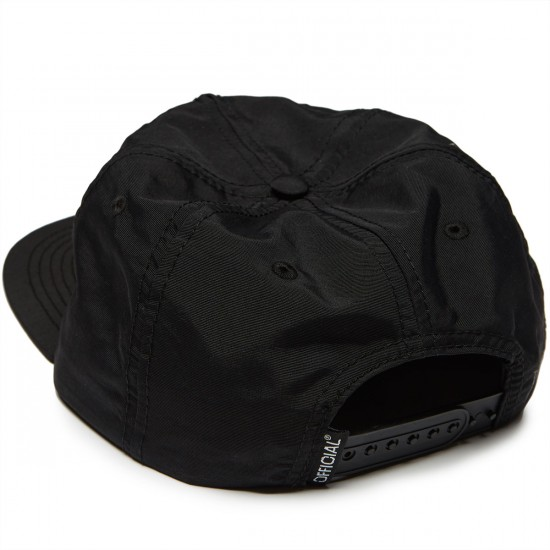 Official TX Proof Hat - Black