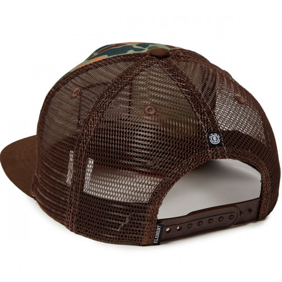 Element Legion Trucker Hat - Jungle Camo