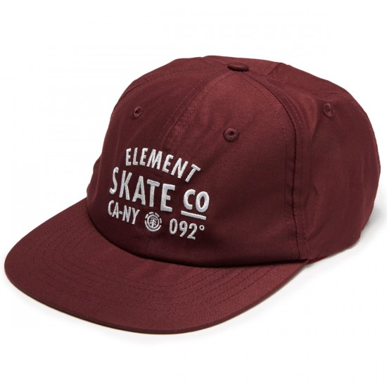 Element Impulse Hat - Napa Red