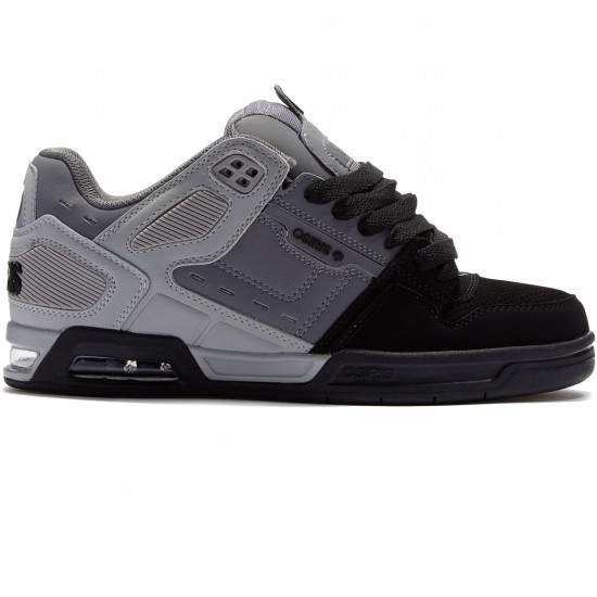 Osiris Peril Shoes - Light Grey/Grey - 8.0