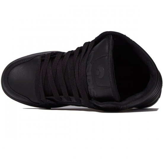 Osiris Clone Shoes - Black/Metal - 8.0