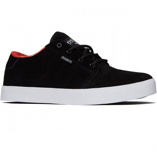Osiris Mesa Shoes - Black/Marble/Turner - 8.0