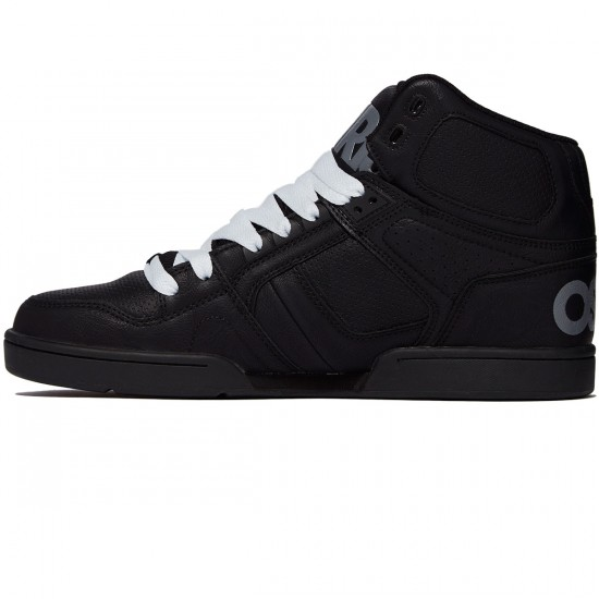 Osiris NYC 83 Shoes - Black/Grey/White - 8.0