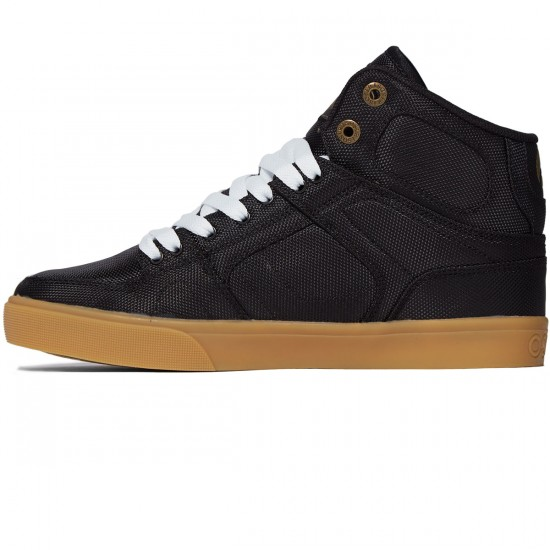 Osiris NYC 83 VLC DCN Shoes - Black/Black/Copper - 8.0