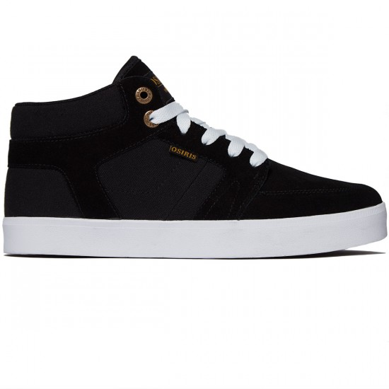 Osiris Helix Shoes - Black/Black/Copper - 8.0