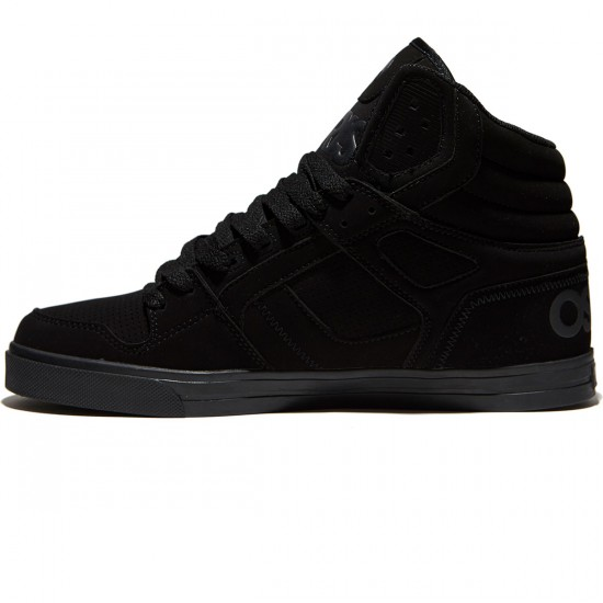 Osiris Clone Shoes - Black/Ops - 8.0