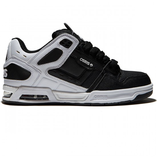 Osiris Peril Shoes - White - 8.0