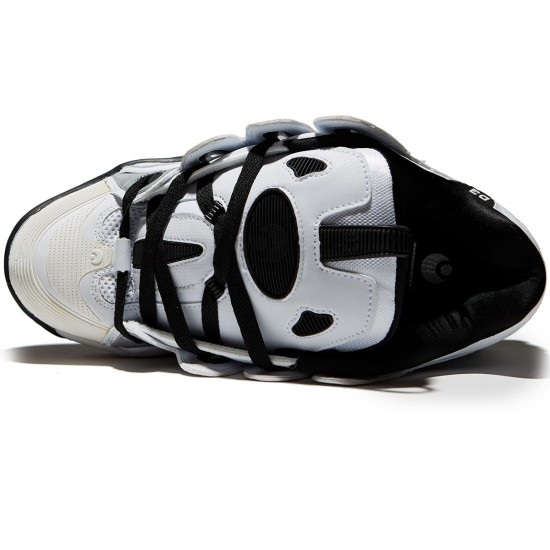 Osiris D3 2001 Shoes - White/Black - 8.0