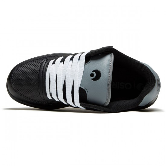 Osiris Relic Shoes - Black/Gum